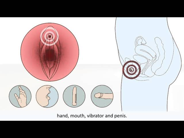 The female orgasm explained - How female orgasm works - Sex Education