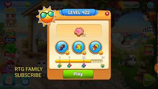 Lets play Meow match level 422 HARD LEVEL HD 1080P