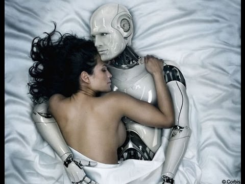 Robot Sex Orgasms May Extend Human Life Span