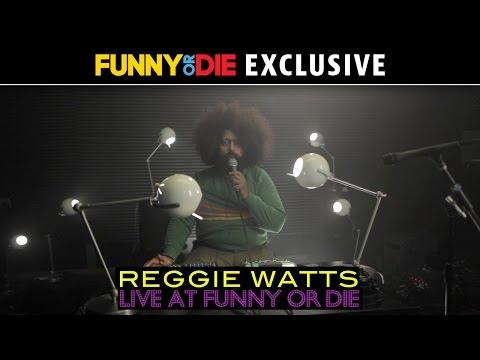Reggie Watts Live at Funny Or Die