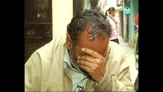 Ankit's father BREAKS DOWN during debate on Arvind Kejriwal leaving condolence meet midway