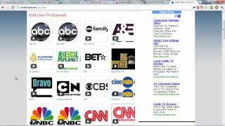 Watch tv online free (100% legit)