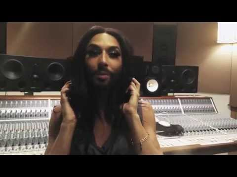 Conchita Wurst – Welcome to my YouTube Channel! #theunstoppables