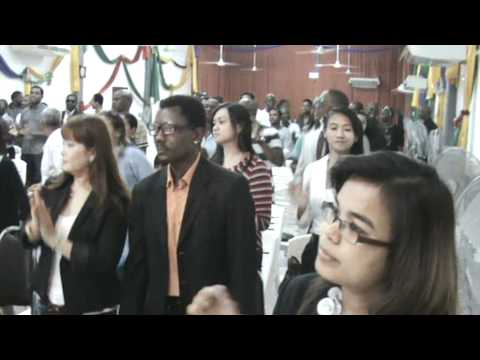 THAI CHOIR NEW LIFE PRAYING MINISTRIES BANGKOK ON-NUT SOI 44.