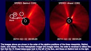 S0 News February 22, 2014: Weather & Spaceweather