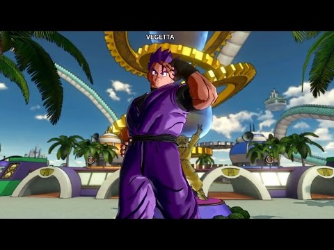 DRAGON BALL XENOVERSE - VEGETA VS VEGETTA #2