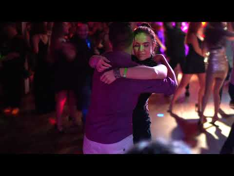 Oksana & Luan in Social dances at PZC2019 ~ Zouk Soul
