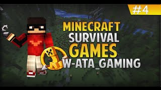 Minecraft : Survival Games # Bölüm 4 -