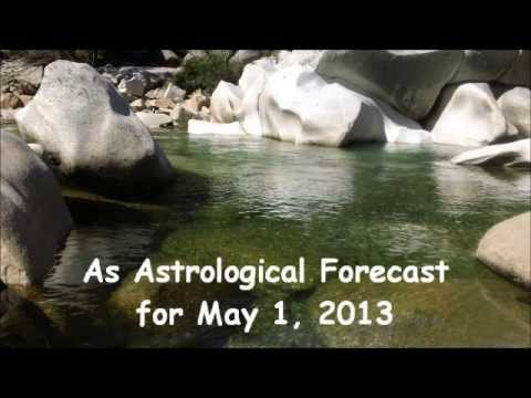 Astrology Forecast for May 1, 2013
