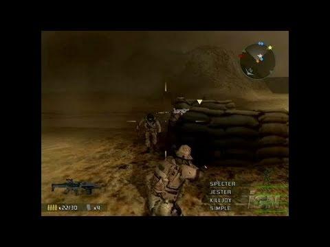 SOCOM 3: U.S. Navy SEALs PlayStation 2 Review - SOCOM 3