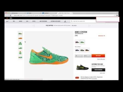 Fastest Nike Bot Available! $50. Yeezy Doernbecher Retro Kobe Prelude Jordan
