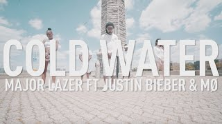 Major Lazer Cold Water feat Justin Bieber M Dancehall Choreography Danca Family
