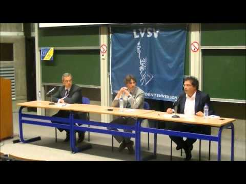 LVSV - Nigel Farage vs. Rudy Aernoudt. A new Europe in sight?