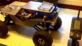 Small light upgrade on the axial wraith ground effects