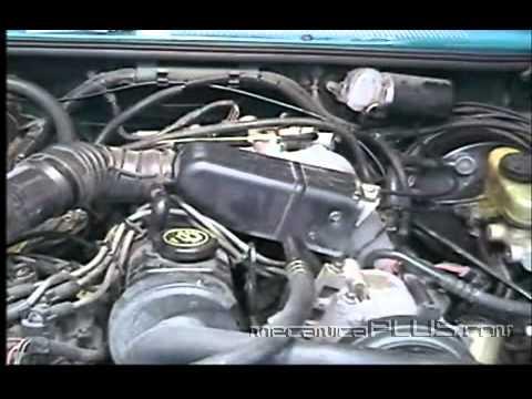 Afinaci 243 N Ford Ranger 2 3 L Chequeo Final Www