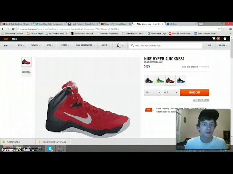 Nike Bot Updated - 8/1/2013