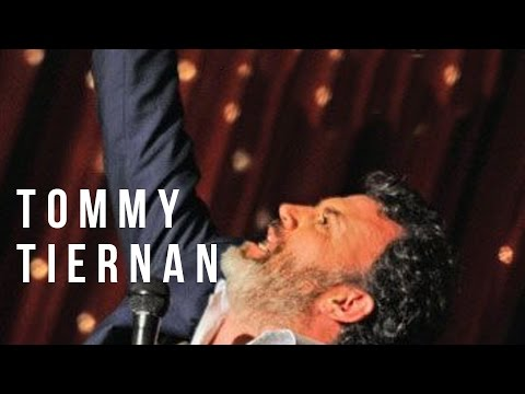 Tommy Tiernan - Crooked Man - When Irish People Had Money