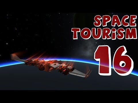 Space Tourism - Episode 16 (Kerbal Space Program)