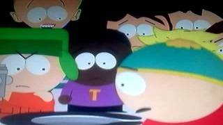 South Park - Cartman craps out his mouth