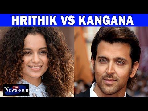 Hrithik Roshan Blogs, Kangana Ranaut Counters   The Newshour Debate (5th October)