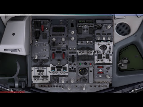Tutorial Español Boeing 737 PMDG FSX Pre-flight