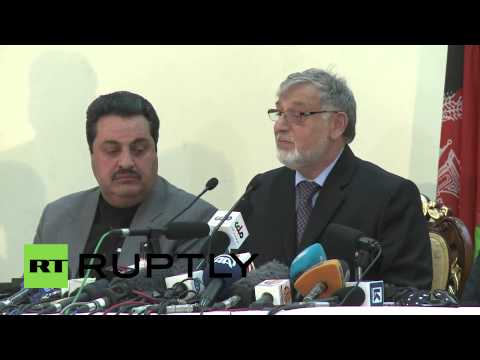 Afghanistan: Third batch of election results announced
