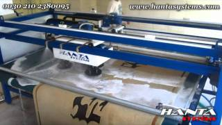 Automatic Carpet and Rug Washing Machine