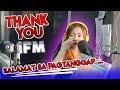 DJ KARA NAGING EMOSYONAL! THANK YOU iFM   CANDIYEY thumbnail