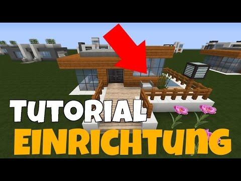 EINFACHE EINRICHTUNGSIDEEN FÜR DEIN BETT IN MINECRAFT MINECRAFT - Minecraft haus ideen anleitung