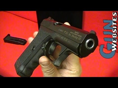 Heckler & Koch P7 M13 Squeeze Cocker