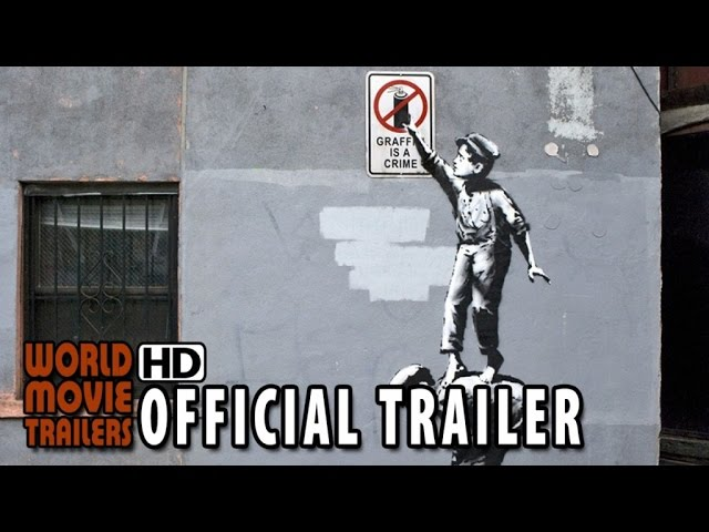Banksy Does New York Official Trailer (2015) HD
