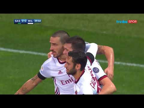 Serie A 12. Hafta | Sassuolo 0-2 Milan Maç Özeti