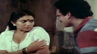 Ladies Tailor || Love Scene Between Rajendra Prasad & Deepa || Shalimarcinema