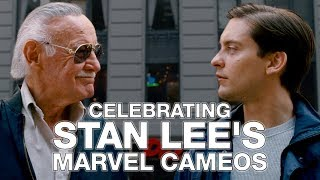 Celebrating Stan Lee's Marvel Cameos