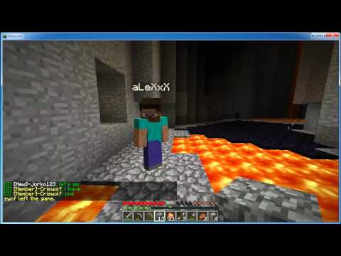 Let's Play: Minecraft cu Alex si Teo Ziua 3