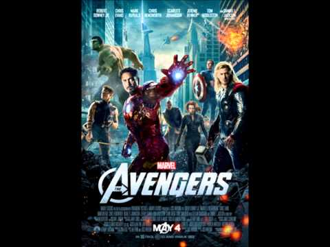 Shinedown - I'm Alive (Lyric video) The Avengers Soundtrack