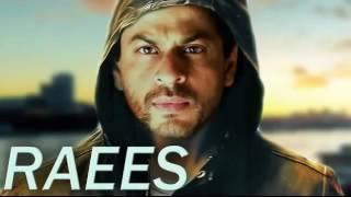 Raees songs Tanha Arijit Singh Shah Rukh Khan Mahira Khan Song 2016