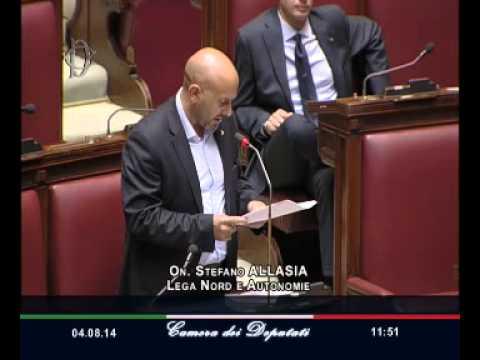 Roma - Camera - 17° Legislatura - 278° seduta (04.08.14)