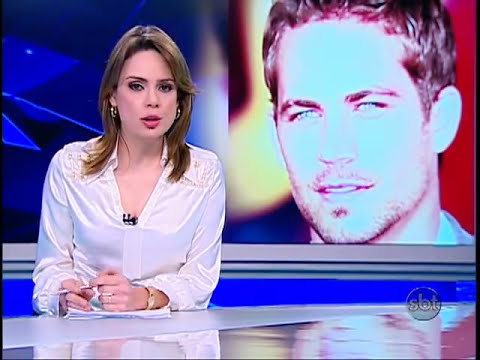 SBT Brasil vai ao local do acidente de Paul Walker
