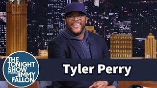 Oprah Is Tyler Perry's Son's Godmother