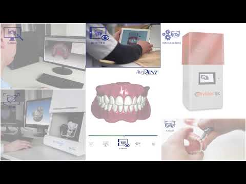Dental 3D Printing and Software Leaders Join Forces