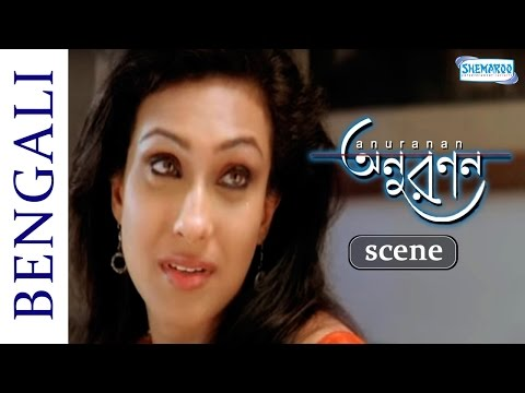 Rituparna Sengupta Hot Scenes - Passionate Love In Bedroom - Anuranan video