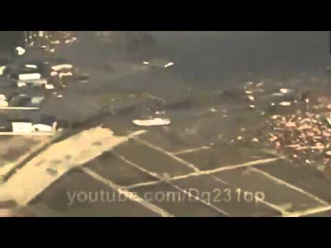 Breaking News   Japan Earthquake Tsunami Live Footage   March 12, 2011
