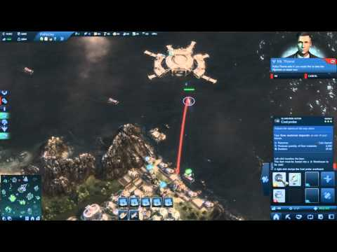 ANNO 2070, Ep 14: Carbon, The Building Blocks of Life. And Tech Buildings.