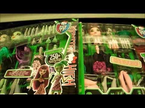 Especial 3000: Cazadoras de muñecas Monster High - (Hipercor) - 15/04/13