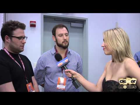 Seth Rogen & Evan Goldberg 'This Is the End' WonderCon Interview