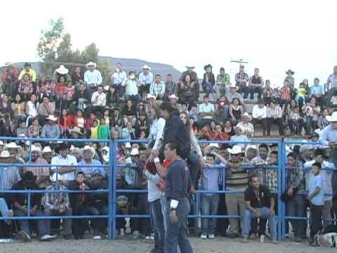 Los Destructores Memo Ocampo, Rancho El Monte De Los Juarez 1/6/2013 (parte 3/4)