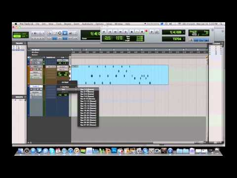 Convert Midi/Instrument Files Into Audio Files (Eric's ProTools Tips, Tricks, & Tutorials)