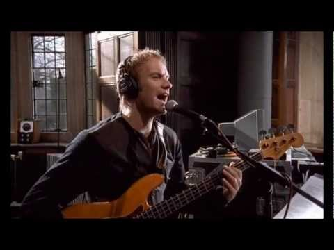 Sting - Seven Days (HD) Ten Summoner's Tales
