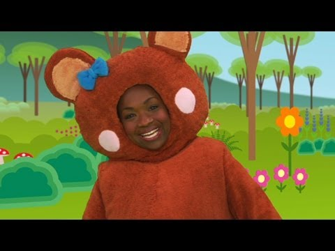 Teddy Bear, Teddy Bear - Mother Goose Club Nursery Rhymes